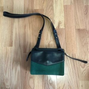 Fossil Leather / Suede Purse
